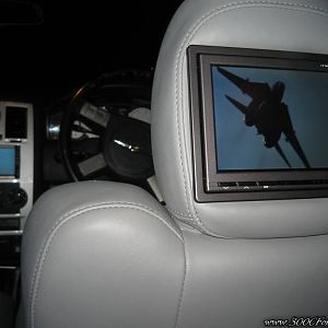 SAT NAV set up