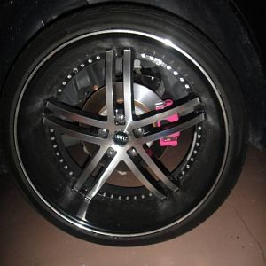 My PINK Calipers