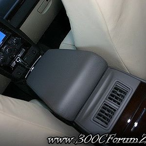 Interior in 300 I saw at the Auto Salon car Show in Tokyo