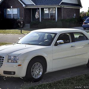 My new (to me) 2010 Chrysler 300