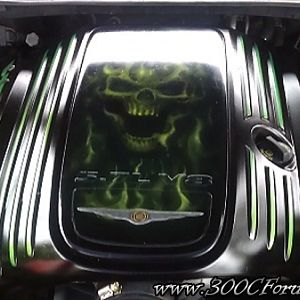 My Engine Cover