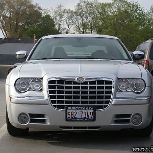 Front of my 300C